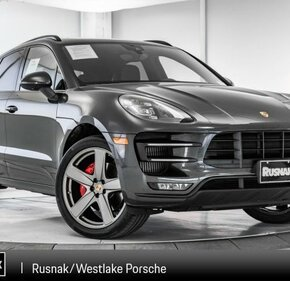 2018 Porsche Macan Turbo for sale 101121866