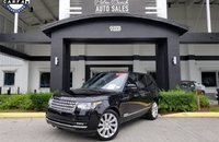2015 Land Rover Range Rover Supercharged for sale 101121880