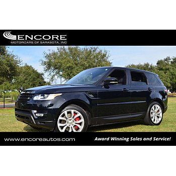 2014 Land Rover Range Rover Sport Autobiography for sale 101121964