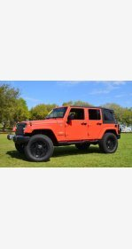 2015 Jeep Wrangler 4WD Unlimited Sahara for sale 101121971