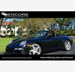 2008 Porsche 911 Cabriolet for sale 101121986