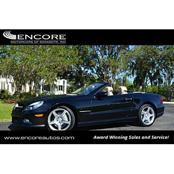 2009 Mercedes-Benz SL550 for sale 101121988