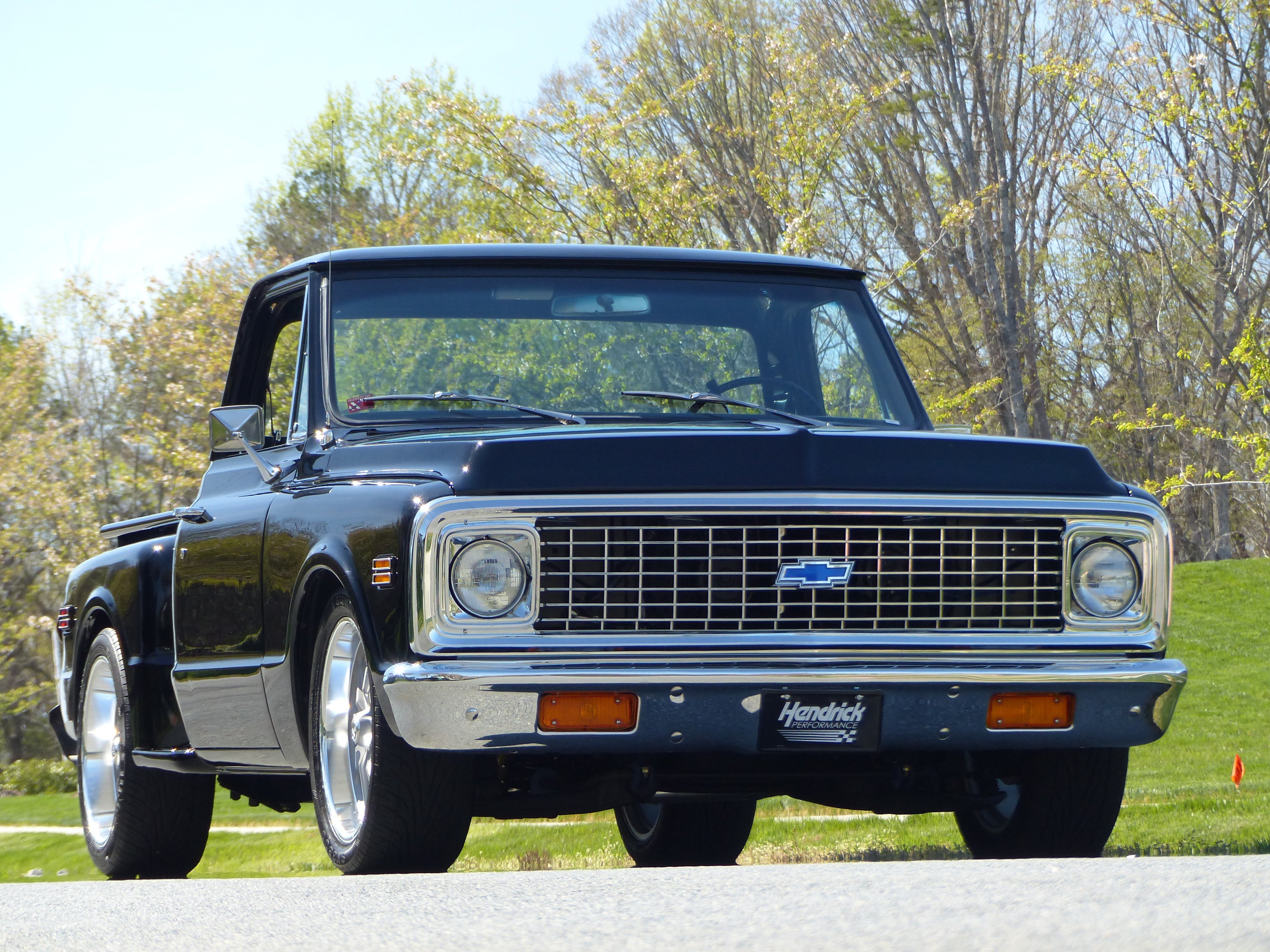 1972 Chevy K20 4x4 Truck For Sale No Reserve 1972 Chevrolet K20 4X4