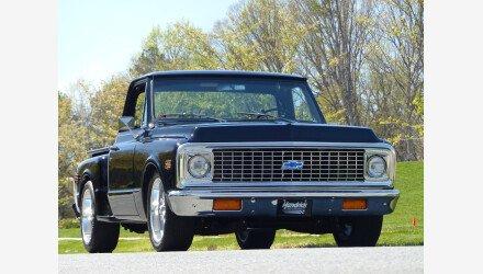 1972 Chevrolet C/K Truck for sale 101122021