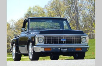 1972 Chevrolet C/K Truck for sale 101122021