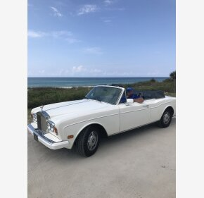 1989 Rolls-Royce Corniche II for sale 101122053