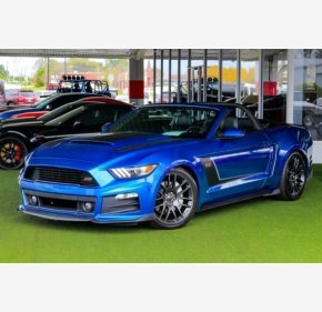 2017 Ford Mustang GT Convertible for sale 101122369