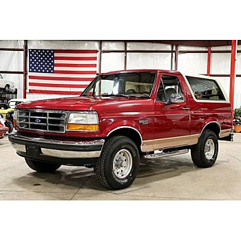 1994 Ford Bronco for sale 101122403