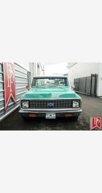 1972 Chevrolet C/K Truck for sale 101122470