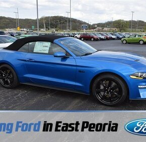 2019 Ford Mustang GT Convertible for sale 101122480