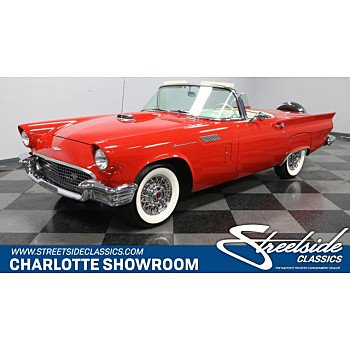 1957 Ford Thunderbird for sale 101122498