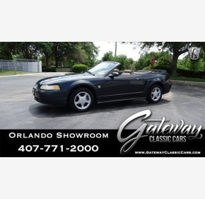 1999 Ford Mustang GT Convertible for sale 101122501