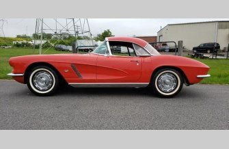 1962 Chevrolet Corvette for sale 101122521