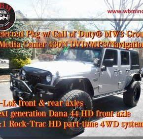 2012 Jeep Wrangler 4WD Unlimited Rubicon for sale 101122526
