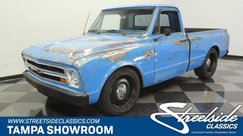 1967 Chevrolet C/K Truck Classics for Sale - Classics on