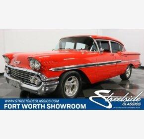1958 Chevrolet Biscayne for sale 101122991