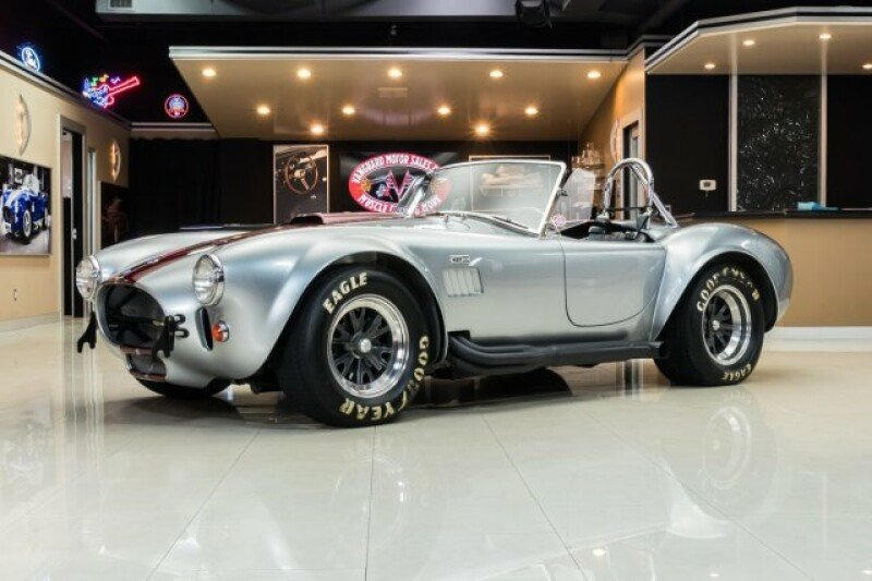 1965 Shelby Cobra Classics For Sale Classics On Autotrader