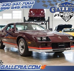 1982 Chevrolet Camaro Coupe for sale 101123005