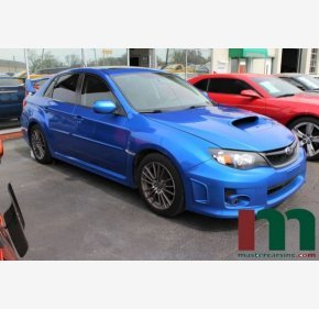 2011 Subaru Impreza WRX Sedan for sale 101123020