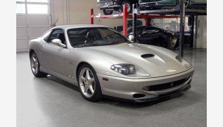 1997 Ferrari 550 Maranello Coupe for sale 101123021
