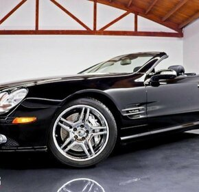 2007 Mercedes-Benz SL600 for sale 101123040