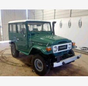 1978 Toyota Land Cruiser for sale 101123093
