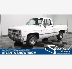 1986 Chevrolet C/K Truck 2WD Regular Cab 1500 for sale 101123175