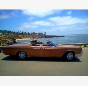 1967 Lincoln Continental for sale 101123215