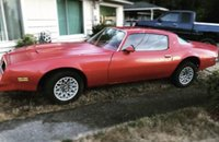 1977 Pontiac Firebird Coupe for sale 101123256