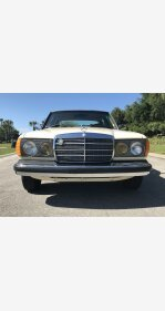 1983 Mercedes-Benz 240D for sale 101123258