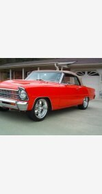 1967 Chevrolet Nova for sale 101123671