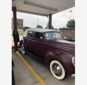 1939 Ford Deluxe for sale 101123701