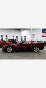 2003 Chevrolet Corvette Convertible for sale 101123717