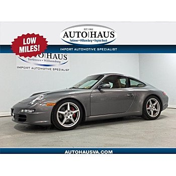 2007 Porsche 911 Coupe for sale 101123729