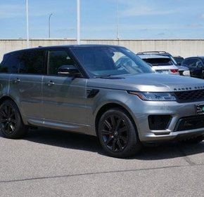 2019 Land Rover Range Rover Sport Supercharged for sale 101123813