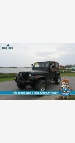 1993 Jeep Wrangler for sale 101123860