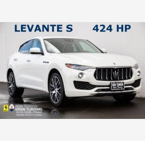 2017 Maserati Levante S w/ Luxury Package for sale 101123866