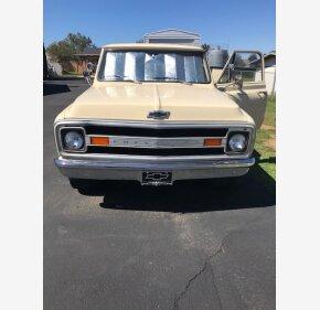 1969 Chevrolet C/K Truck 2WD Regular Cab 3500 for sale 101123940
