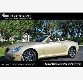 2007 Lexus SC 430 Convertible for sale 101123968