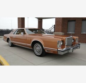 1977 Lincoln Mark V for sale 101123969