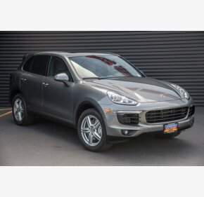 2016 Porsche Cayenne S for sale 101124310