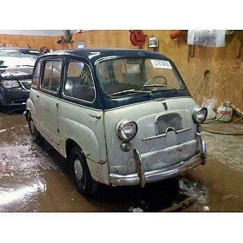 1959 FIAT 600 for sale 101124321