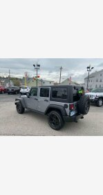 2016 Jeep Wrangler 4WD Unlimited Sport for sale 101124336