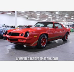 1979 Chevrolet Camaro Classics for Sale - Classics on Autotrader