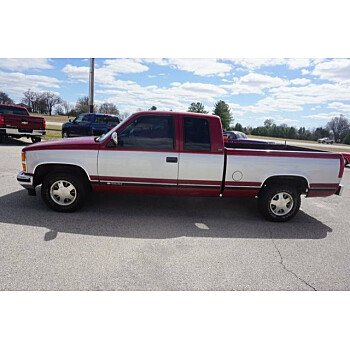 1990 Chevrolet Silverado 1500 2WD Extended Cab for sale 101124344