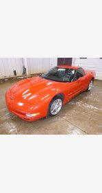 2001 Chevrolet Corvette Coupe for sale 101124366
