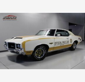 1972 Oldsmobile Cutlass for sale 101124390