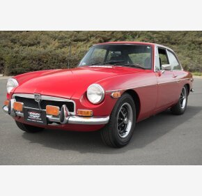 1974 MG MGB for sale 101124400