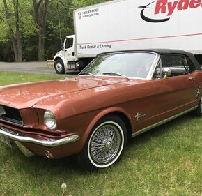 1966 Ford Mustang Convertible for sale 101124519