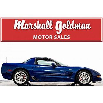2004 Chevrolet Corvette Z06 Coupe for sale 101124539